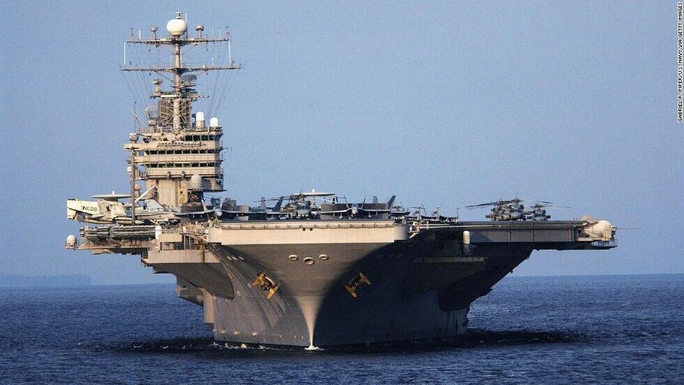توضیح یک ژنرال ناو آمریکایی لن درباره جنگ با ایران